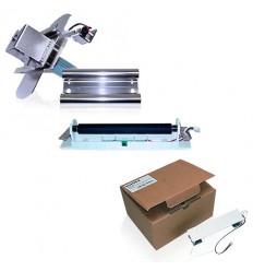 Despegador y rebobinador interno etiquetas EZ6000 Plus series