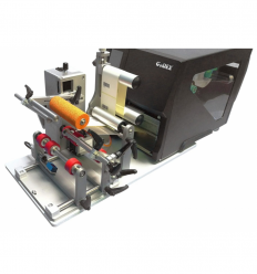 Aplicador automático de etiquetas en botellas Godex AG1000F